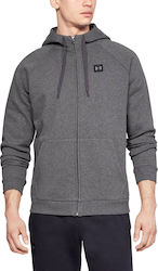 Under Armour Rival Fleece Fz Hoodie 1320737-020