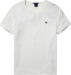 Scotch & Soda Simple Relaxed 137753-00 White