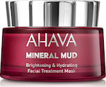 Ahava Brightening & Hydrating Mineral Facial Treatment Mask 50ml