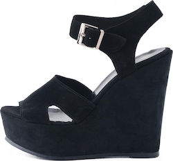 Moods Shoes 6013 Black