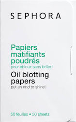Sephora Collection Oil Blotting Papers 50 Sheets