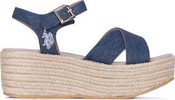 U.S. Polo Assn. Phoda Blue