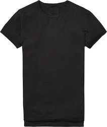 Scotch & Soda Classic Shortsleeve 139723-0008 Black