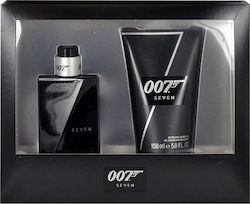 James Bond 007 Seven Edt 50ml + Shower Gel 150ml