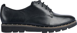 S.Oliver OXFORD 5-5-23601-21 001 BLACK ΜΑΥΡΟ