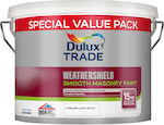 Dulux Trade Weather Shield 9lt