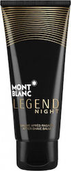 Mont Blanc Legend Night After Shave Balm 100ml