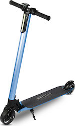 Wheel-E Electric Scooter Blue