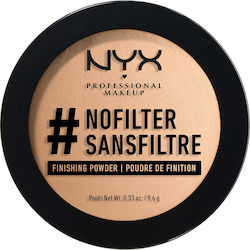 Nyx Professional Makeup Nofilter Finishing Powder Honey Beige 9.6gr