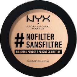 Nyx Professional Makeup Makeup Nofilter Finishing Powder Beige 9.6gr