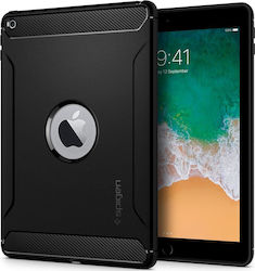 "Spigen Rugged Armor Back Cover Μαύρο (iPad 2017/2018 9.7"")"