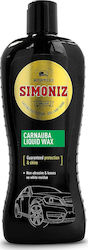 Simoniz Carnauba Liquid Wax 500ml