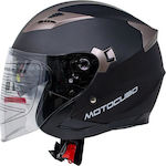 Motocubo Jet Tourer Black Matt