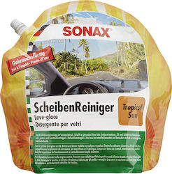 Sonax Windscreen Wash ready-to-use Tropical Sun Lemon 3lt