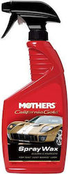 Mothers California Gold Spray Wax 710ml