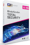 BitDefender Total Security 2019 (10 Licences , 2 Years) Key