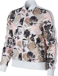 Converse Linear Floral Track Jacket 10007119-A01