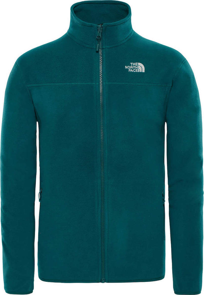 3f9d69dab The North Face Fleece 100 Glacier Full Zip T92UAQBCW