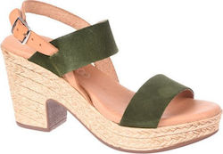 Eva Frutos 8781 Green