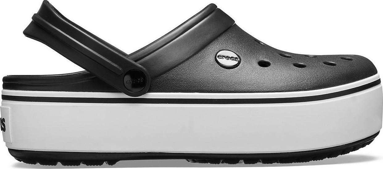 4a963e187d46a Crocs Crocband Platform Clog 205434-066 - Skroutz.gr