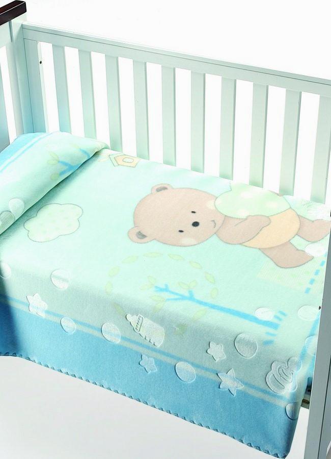 74b55c3a10c Προσθήκη στα αγαπημένα menu Morven Κουβέρτα Κούνιας Luxury Plus 826 Βελουτέ  140x110 Μπλε