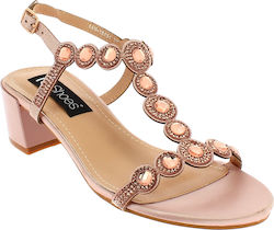 IQ Shoes 18131 Champagne Bronze