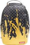 Sprayground Backpack Liquid Gold 910B1549NSZ