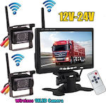 Wireless Truck Camera Kit W7012