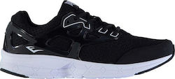 Everlast Yon Caged Trainers 121021 Black/White
