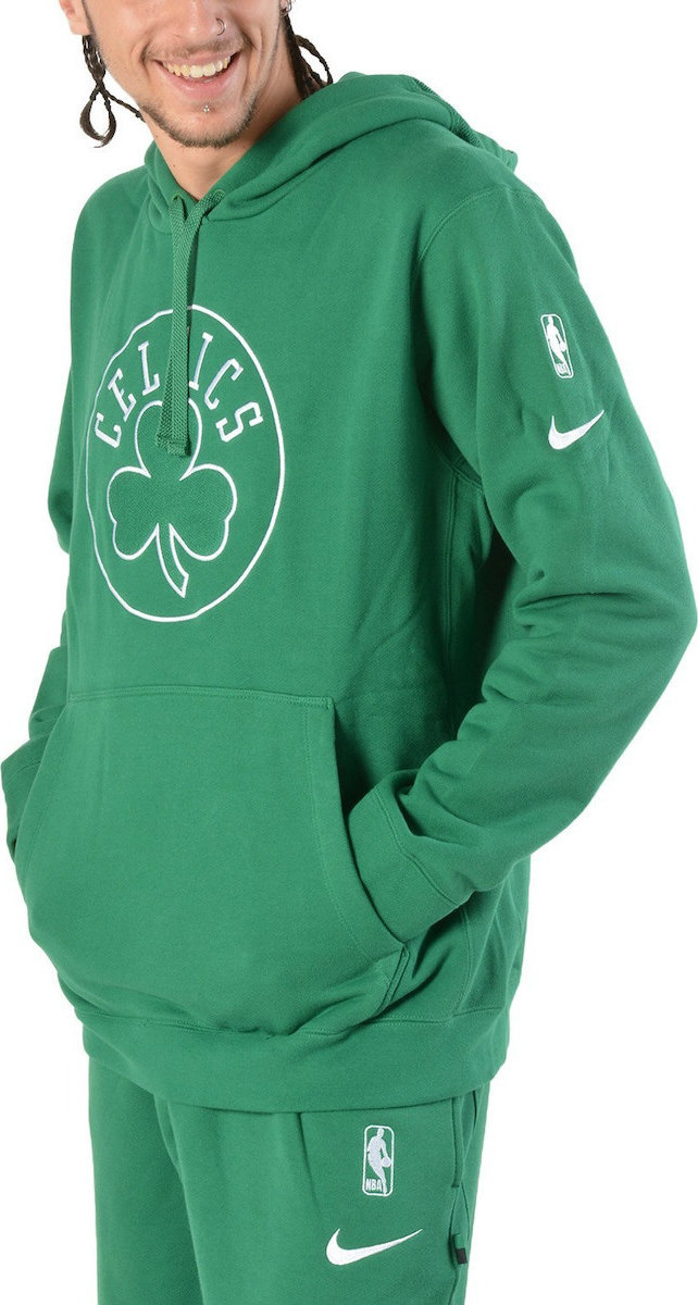 official photos 5dc70 7daf0 Nike Boston Celtics Hoodie NBA Courtside AJ2835-312 - Skroutz.gr