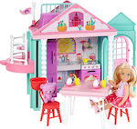 Mattel Barbie Club Chelsea Doll & Clubhouse