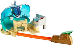 Mattel Hot Wheels City Shark Beach Battle
