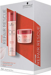 Schwarzkopf BC Peptide Repair Rescue Set