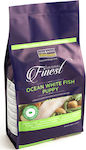 Fish4Dogs Finest Ocean White Fish Small Bite 12kg