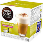Nescafe Dolce Gusto Cappuccino Light 16caps