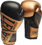 Leone Next Boxing Gloves GN311 Black/Gold