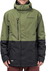 HORSEFEATHERS PROWLER SNOW JACKET CYPRESS