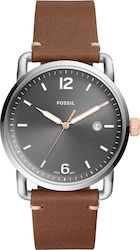 Fossil The Commuter Three Hand Date FS5417P