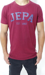 Jepa Original Graphic Tee 2718001 Victorious Red