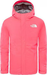 The North Face Snow Quest Jacket T0CB8FD5S Κόκκινο
