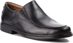 Κλειστά παπούτσια CLARKS - Un Aldric Walk 261373517 Black Leather