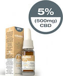 Cibdol CBD Hemp Seed Oil 5% 500mg 10ml
