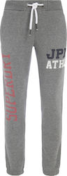Superdry Track & Field Jogger Grey