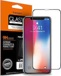 Spigen GLAS.tR Full Face Tempered Glass (iPhone X / XS)
