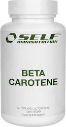 Self Omninutrition Beta Carotene 60 κάψουλες