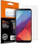 Spigen GLAS.tR Slim HD Tempered Glass (LG G6)