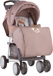 Lorelli Bertoni Foxy With Footcover Beige & Yellow Happy Family