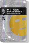 Nip+Fab Mattifying Pore Minimising Primer Sheet Mask 25ml