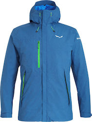 Salewa Puez Powertex Tirolwool Celliant 2L Shell Jacket 27205-3988