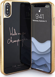 Ted Baker HD Glass Case Champagne (iPhone X / Xs)